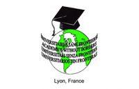 Logo for Universitaires Sans Frontieres Lyon