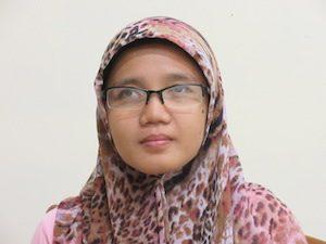 Portrait of Irmalia (Irma) Nurjanah